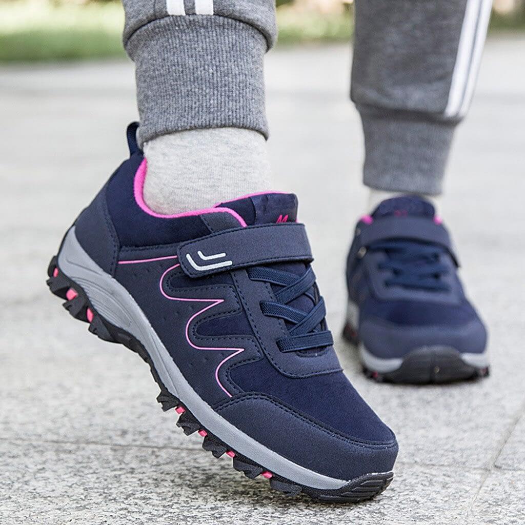 Women's Hiking Shoes, Waterproof, Mountain Climbing, Women's Outdoor Shoes  – Sneakers Fit Style